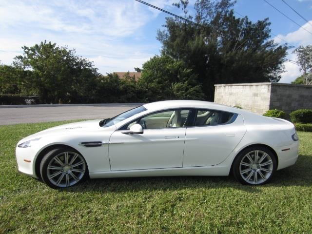 Picture of '11 Rapide - P6DR