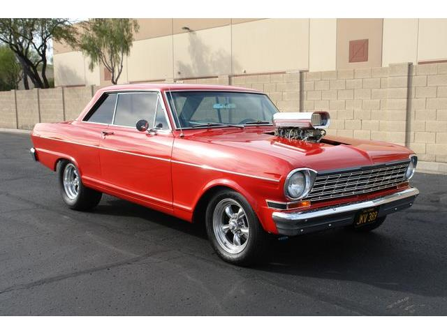 Picture of Classic 1964 Chevrolet Nova located in Phoenix Arizona - $34,950.00 Offered by  - P6E0