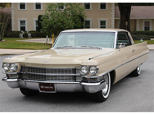 Picture of 1963 Cadillac Coupe DeVille located in Lakeland Florida Offered by  - P6ET