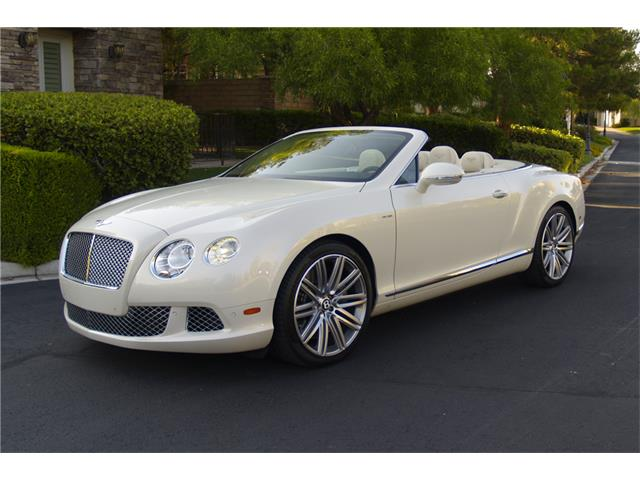 Picture of '14 Continental GTC - P353