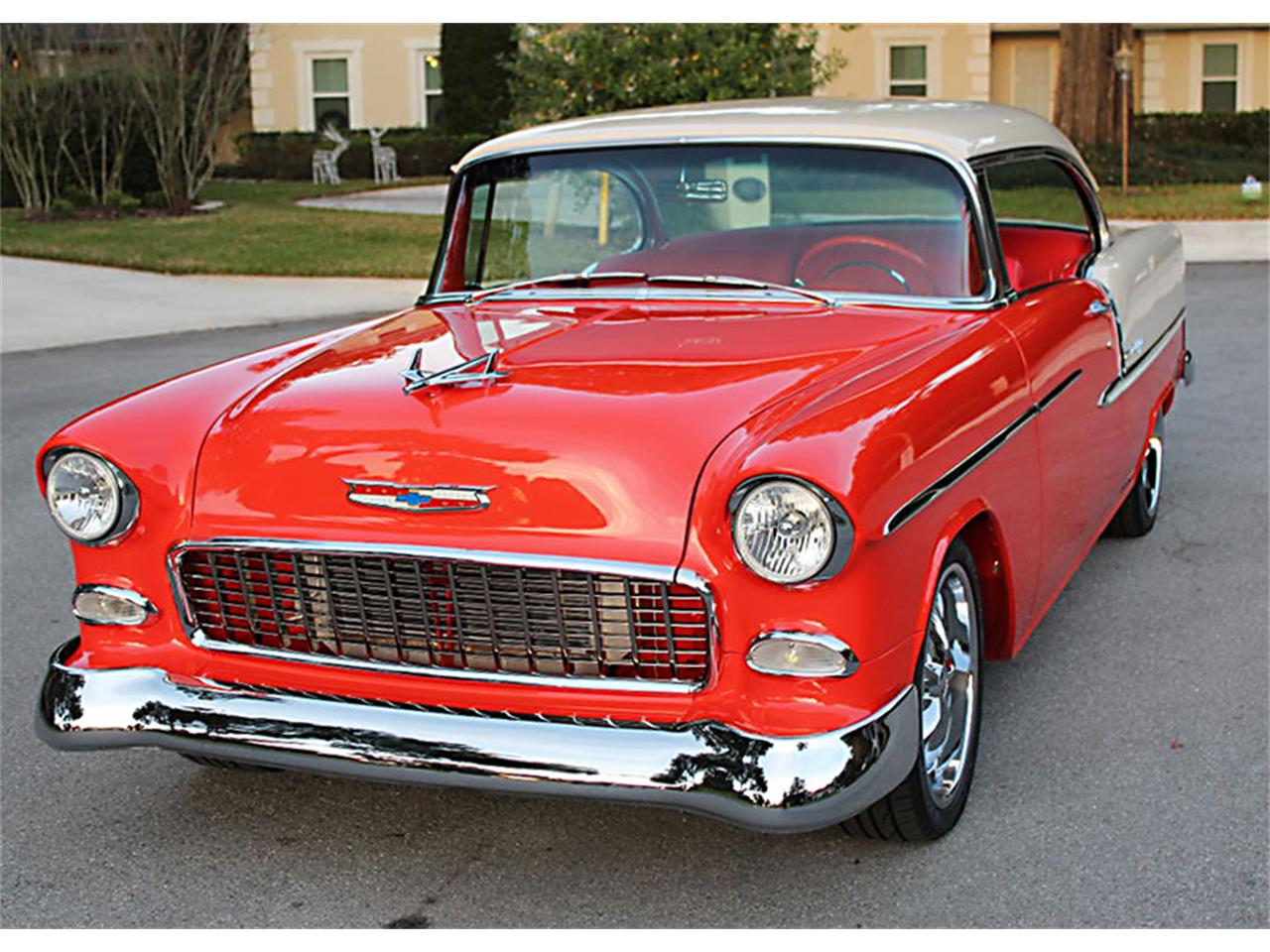 Large Picture of '55 Bel Air - P6EV