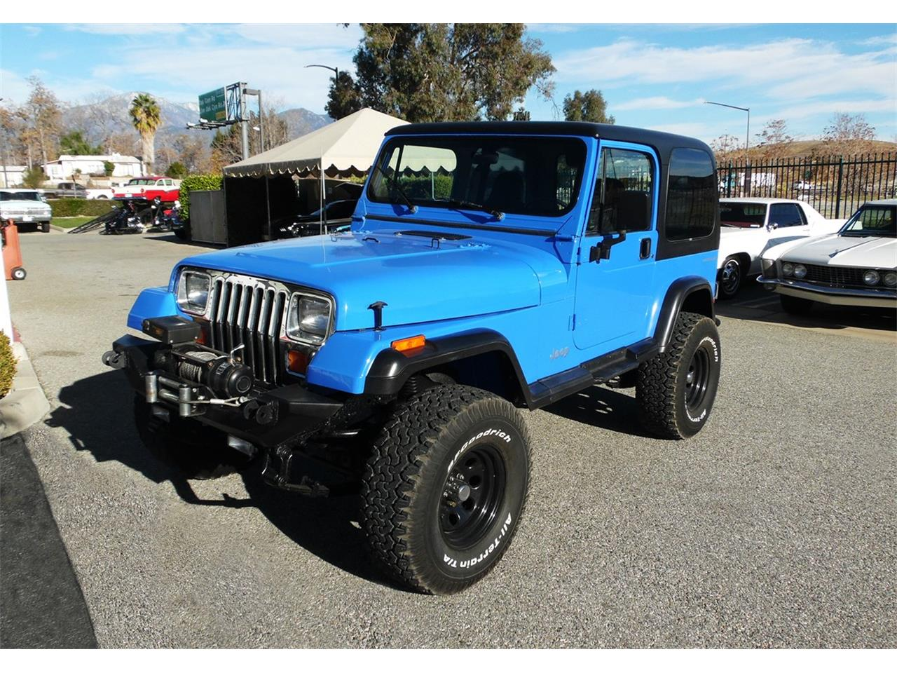 Large Picture of '94 Wrangler - P6EX