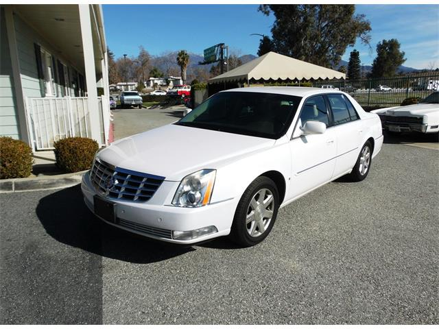 Picture of 2007 Cadillac DTS located in Redlands California - P6F4