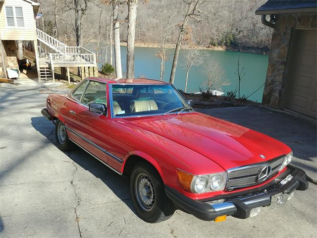 Picture of 1983 380SL located in Jacksboro Tennessee - $8,950.00 - P6F7
