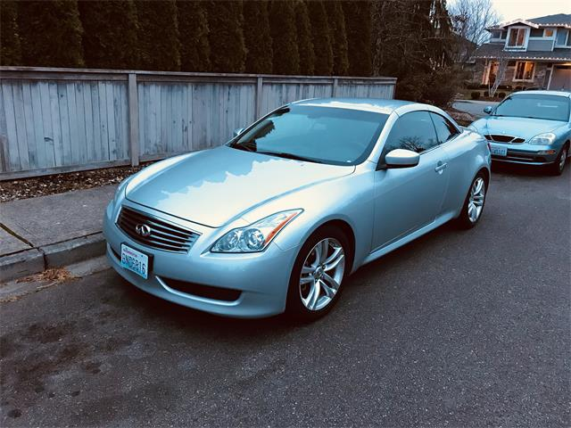 Picture of 2009 G37 located in Renton Washington - $9,900.00 Offered by a Private Seller - P6F8