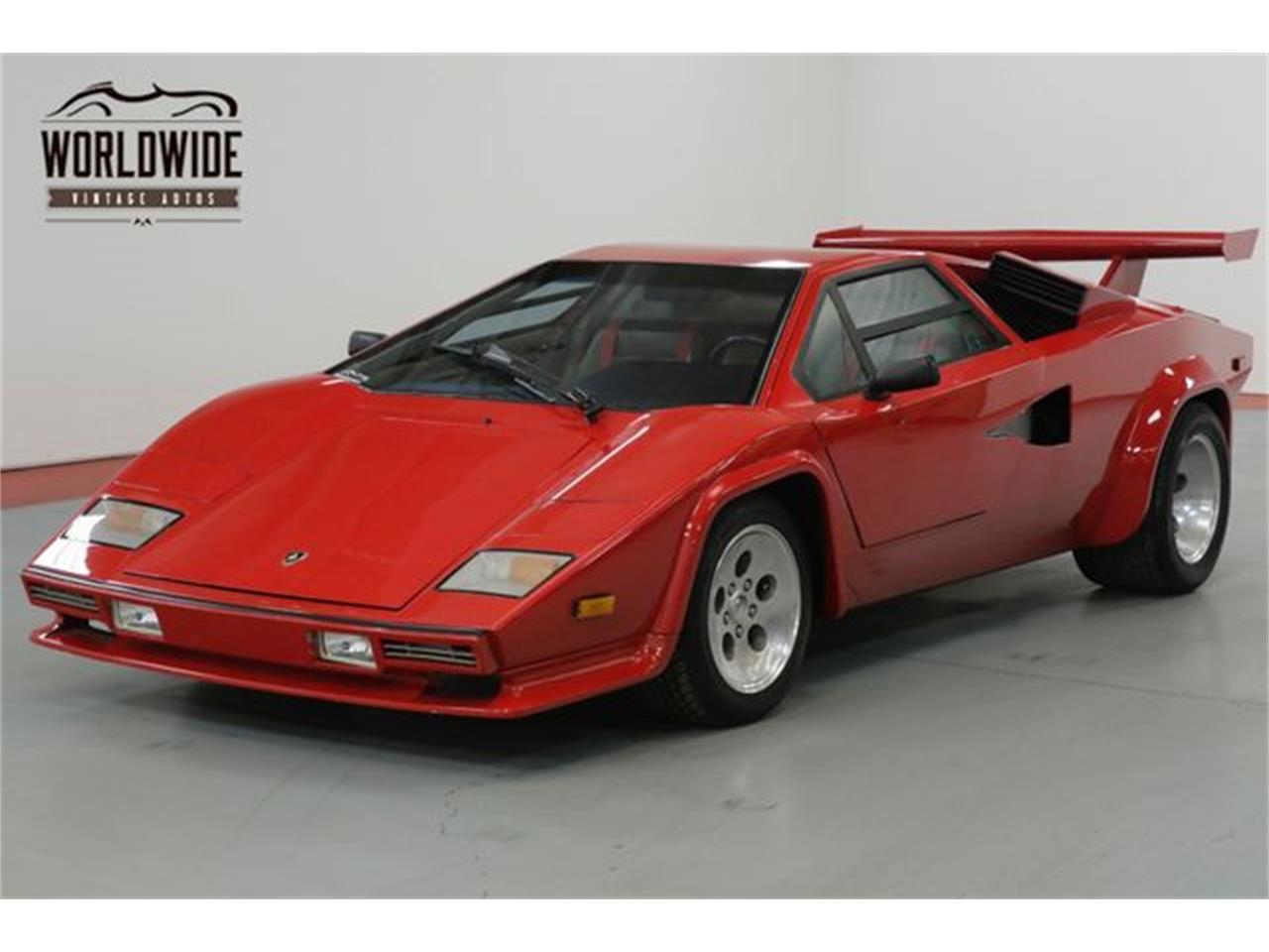 1990 Lamborghini Countach For Sale Classiccars Com Cc 1174730