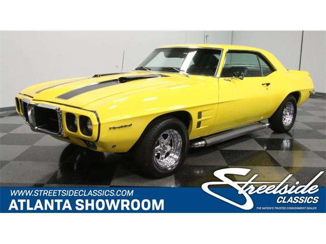Picture of '69 Firebird - P6FG