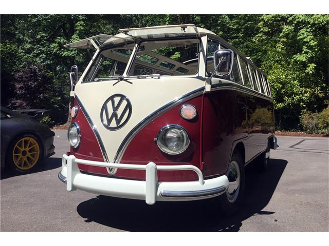 Picture of Classic '67 Volkswagen Bus located in Arizona Auction Vehicle - P356