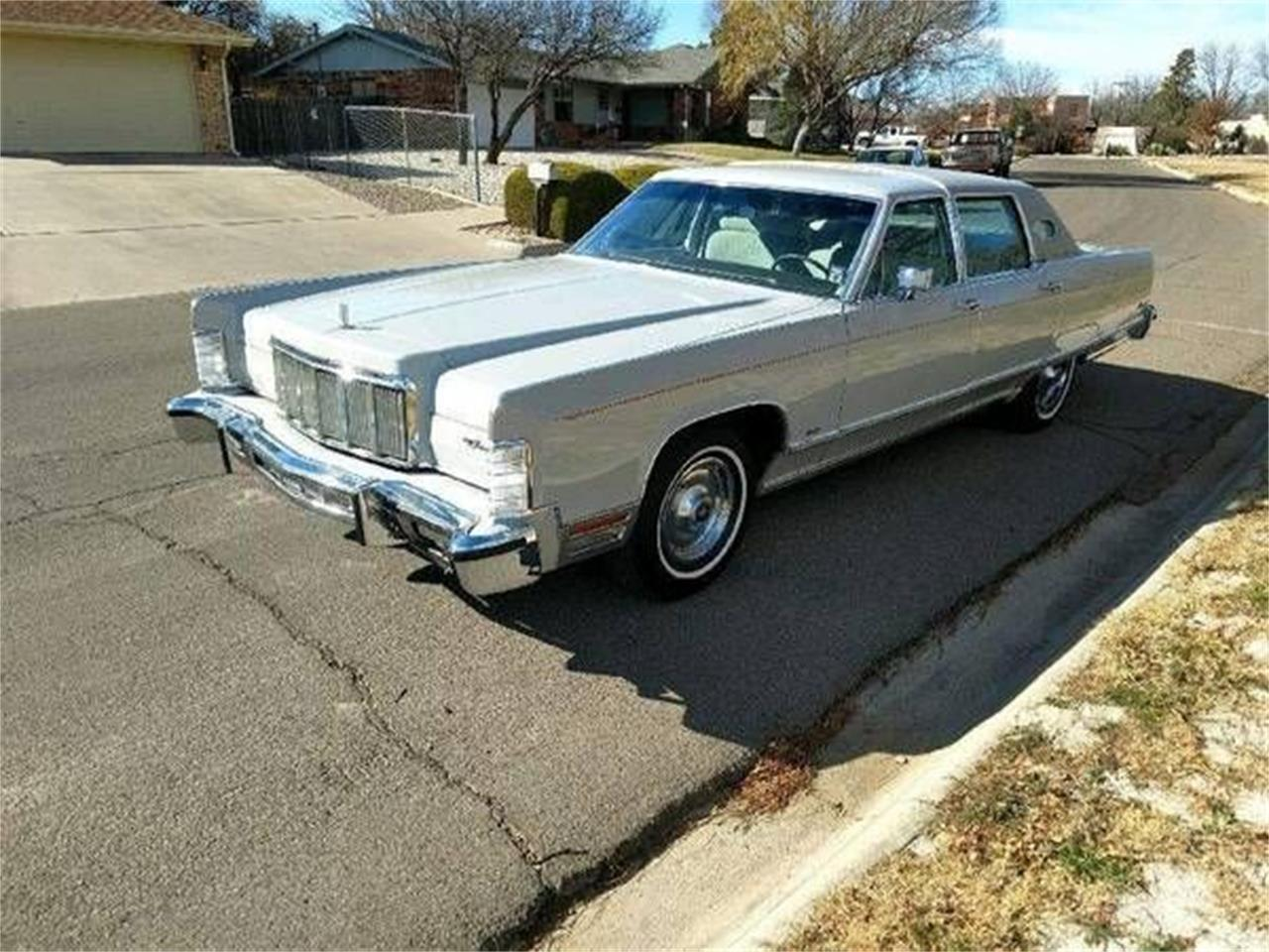 1976 Lincoln Continental For Sale Classiccars Com Cc 1174767