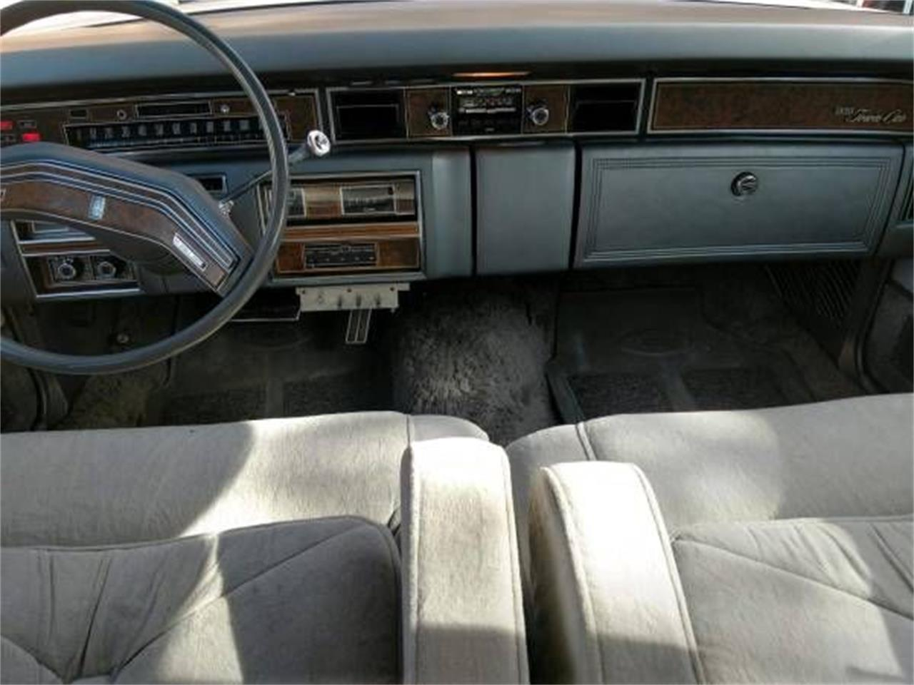 Large Picture of '76 Continental - P6GF