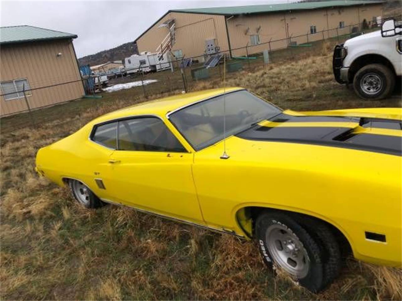 1970 ford gran torino for sale classiccars com cc 1174782large picture of \u002770 gran torino p6gu
