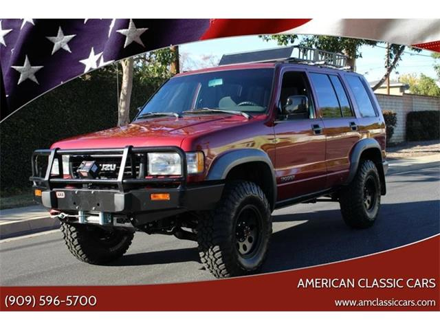 Picture of '95 Isuzu Trooper - P6I3