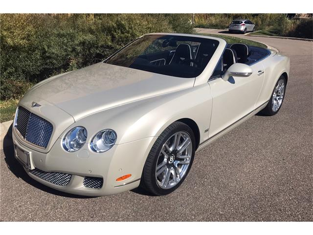 Picture of '11 Bentley Continental located in Scottsdale Arizona Offered by  - P35H
