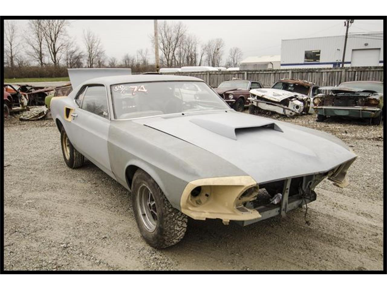 Large Picture of '69 Mustang - P6JK
