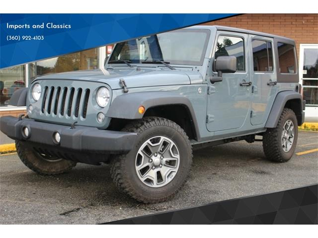 Picture of '14 Wrangler - P6JP