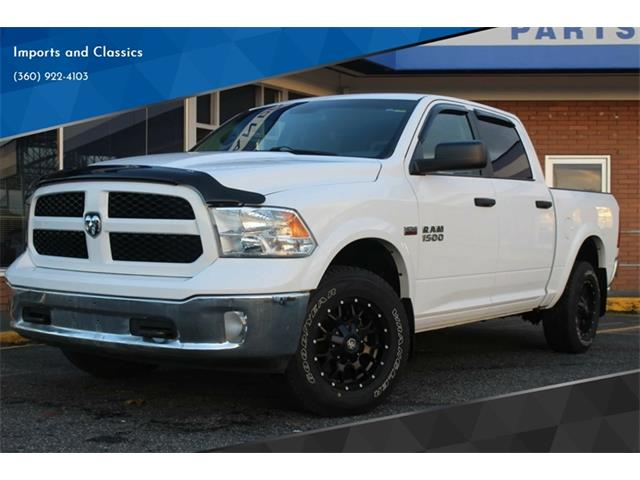 Picture of 2015 Ram 1500 located in Washington - $22,999.00 Offered by  - P6JS