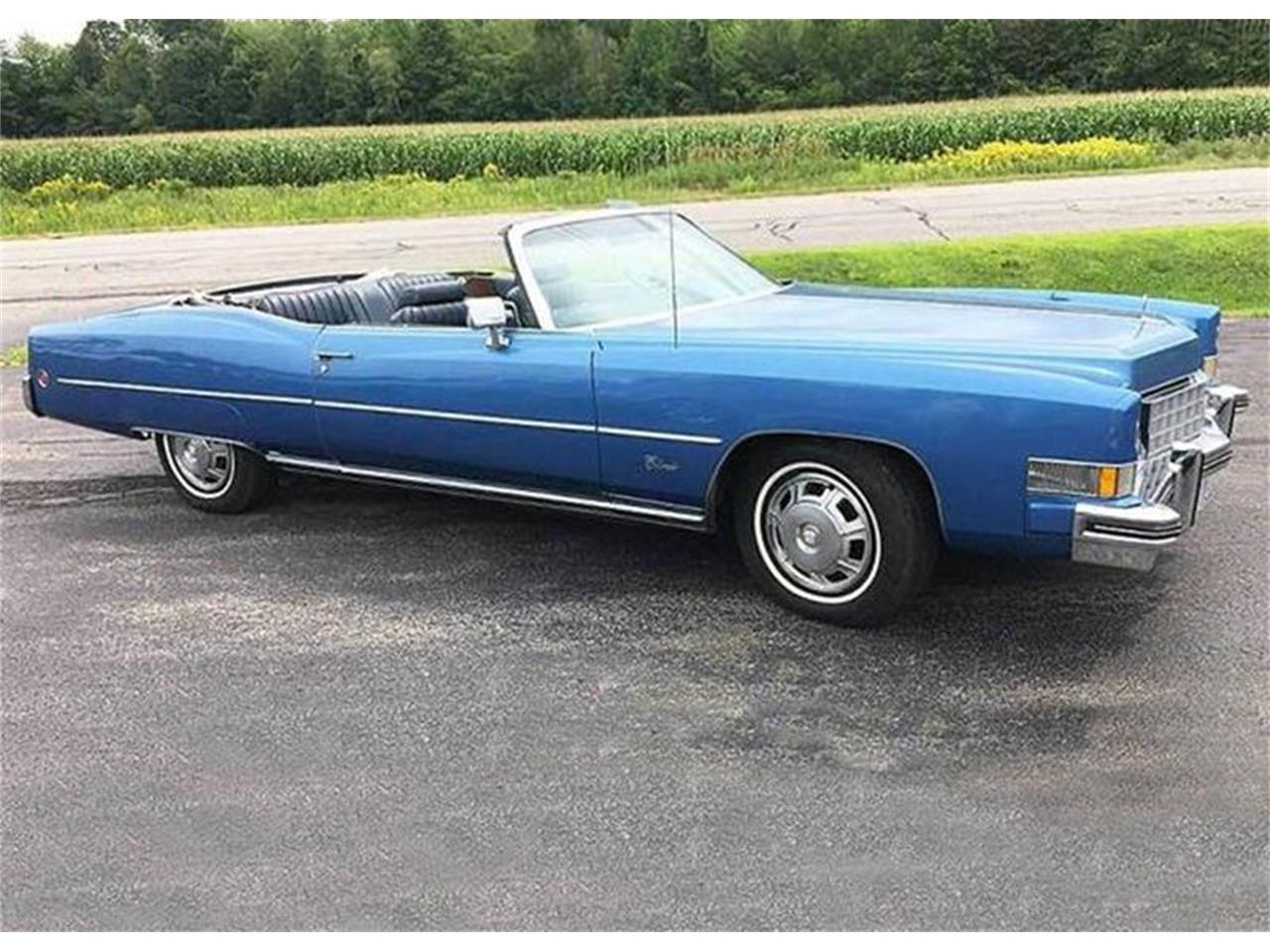 New Cadillac Eldorado >> For Sale 1973 Cadillac Eldorado In Malone New York