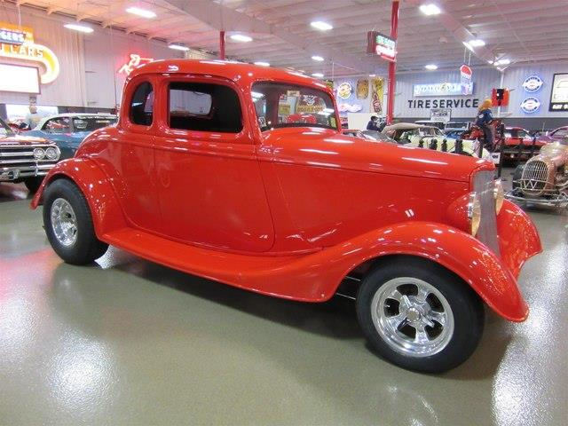 Picture of '34 5-Window Coupe - P6K3