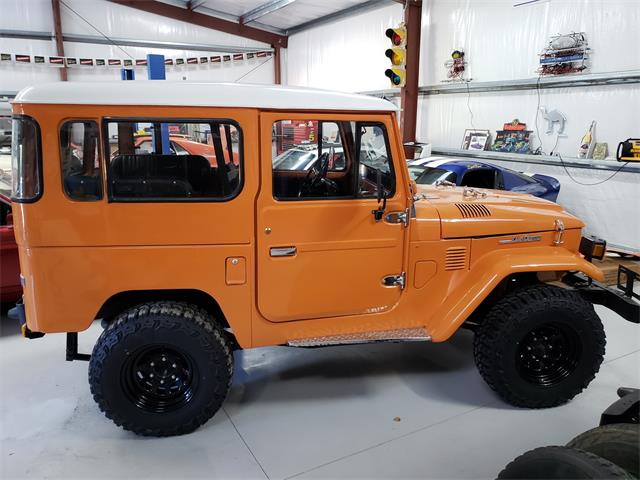 Picture of '77 Land Cruiser BJ40 - P6KU