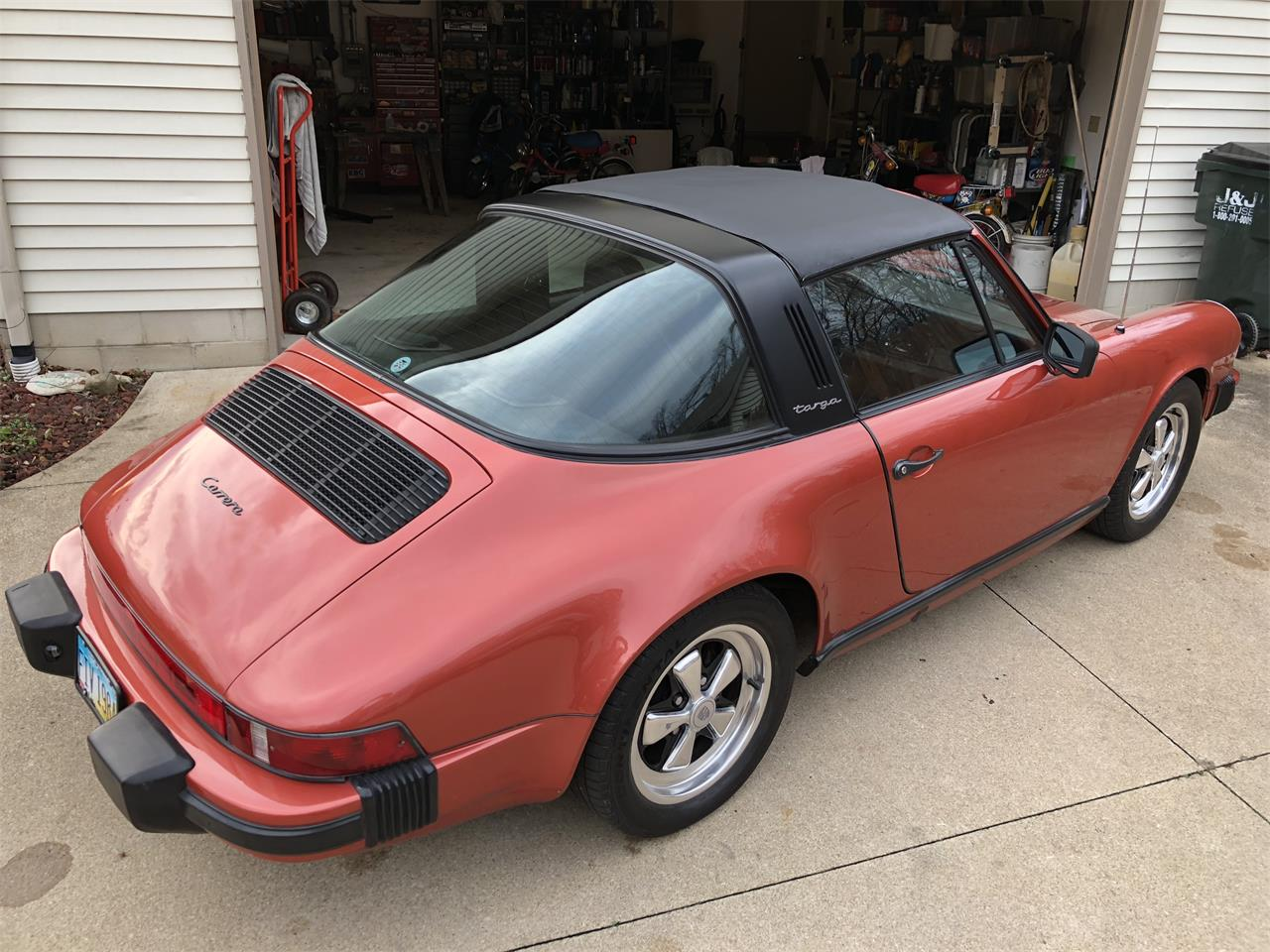 Large Picture of '84 911 Carrera - P6KZ