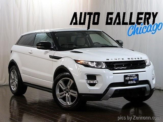 Picture of '12 Land Rover Range Rover Evoque - $19,990.00 Offered by  - P6LN