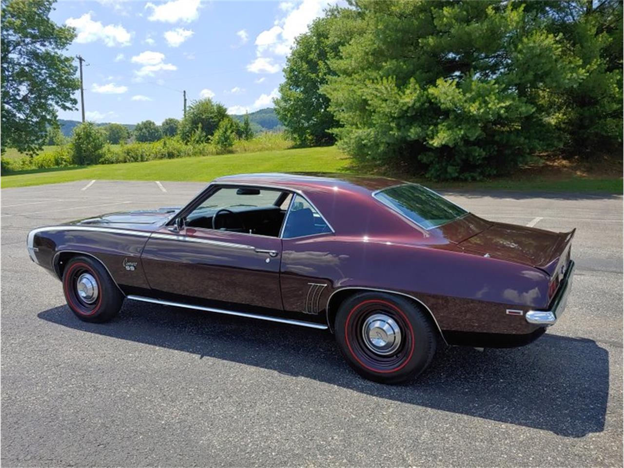 Large Picture of '69 Camaro - P6MU