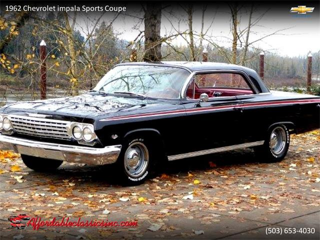 Picture of 1962 Impala located in Oregon - $32,500.00 - P6MW