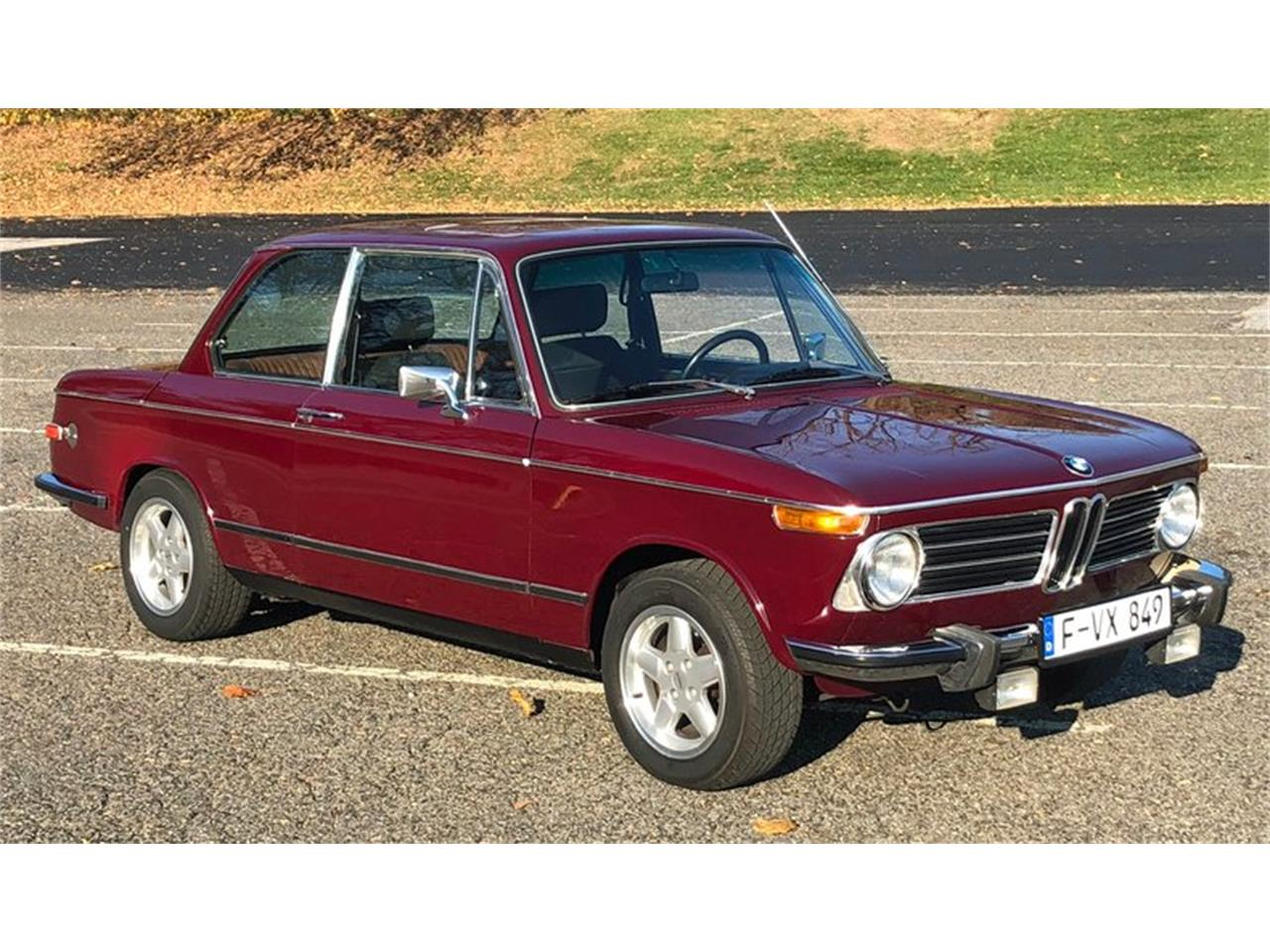 Bmw 2002 For Sale >> 1973 Bmw 2002 For Sale Classiccars Com Cc 1175001