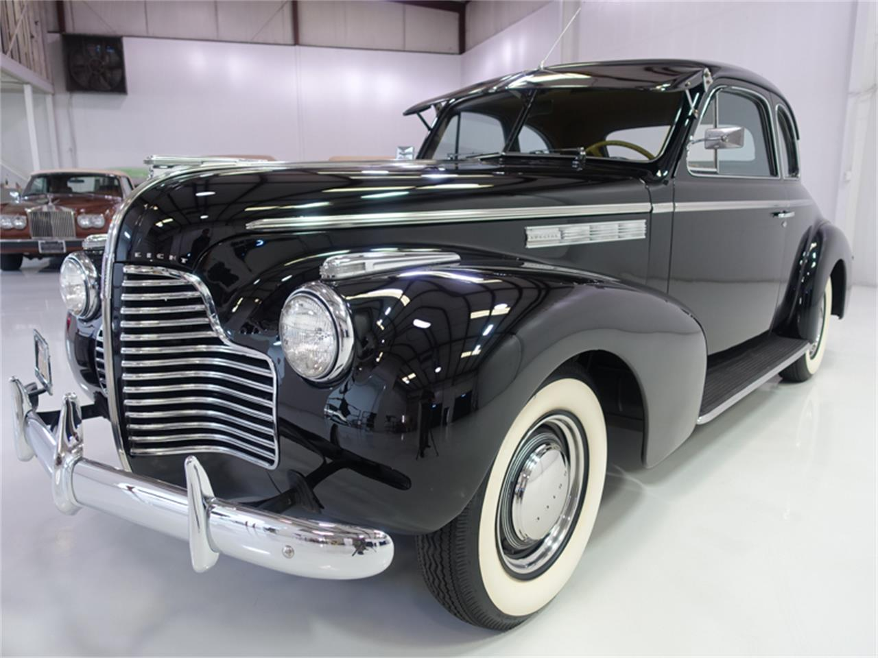 Large Picture of Classic '40 Buick Special Offered by Daniel Schmitt & Co. - P6N9