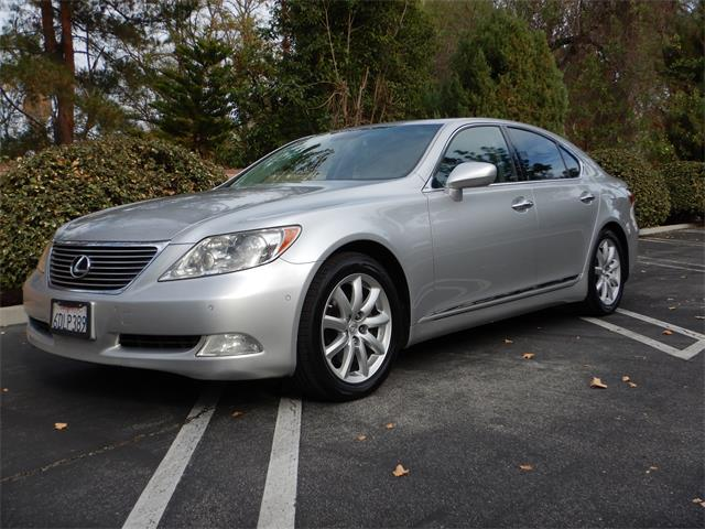 Picture of 2008 Lexus LS460 located in California - $9,995.00 Offered by  - P6NH