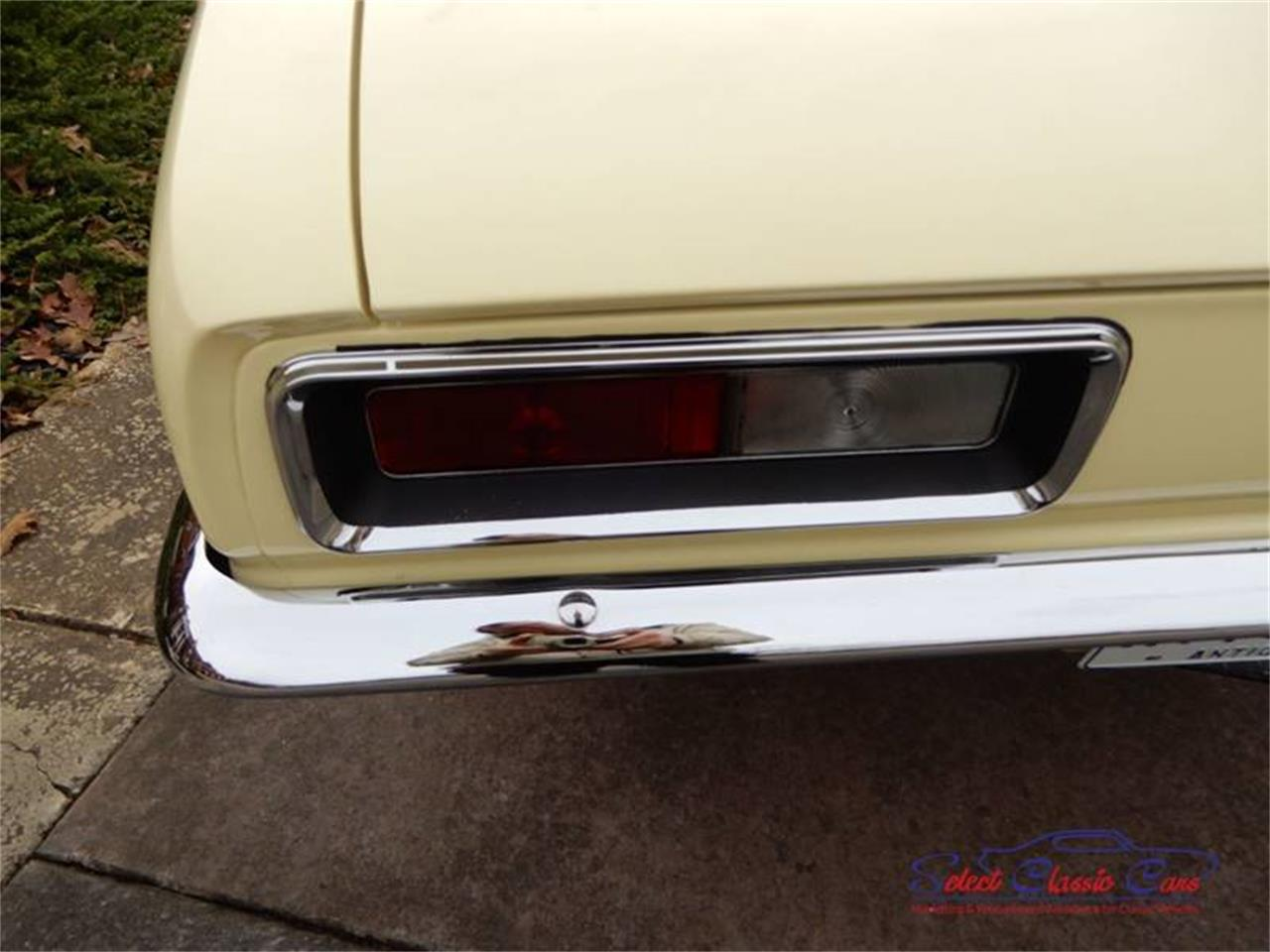 Large Picture of '67 Camaro - P6NT