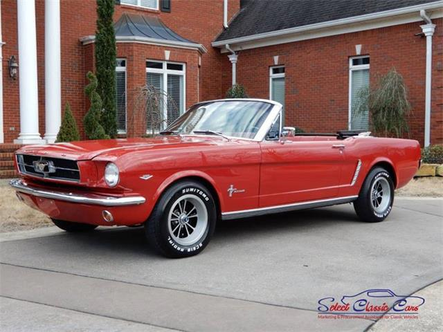 Picture of '65 Mustang - P6NY