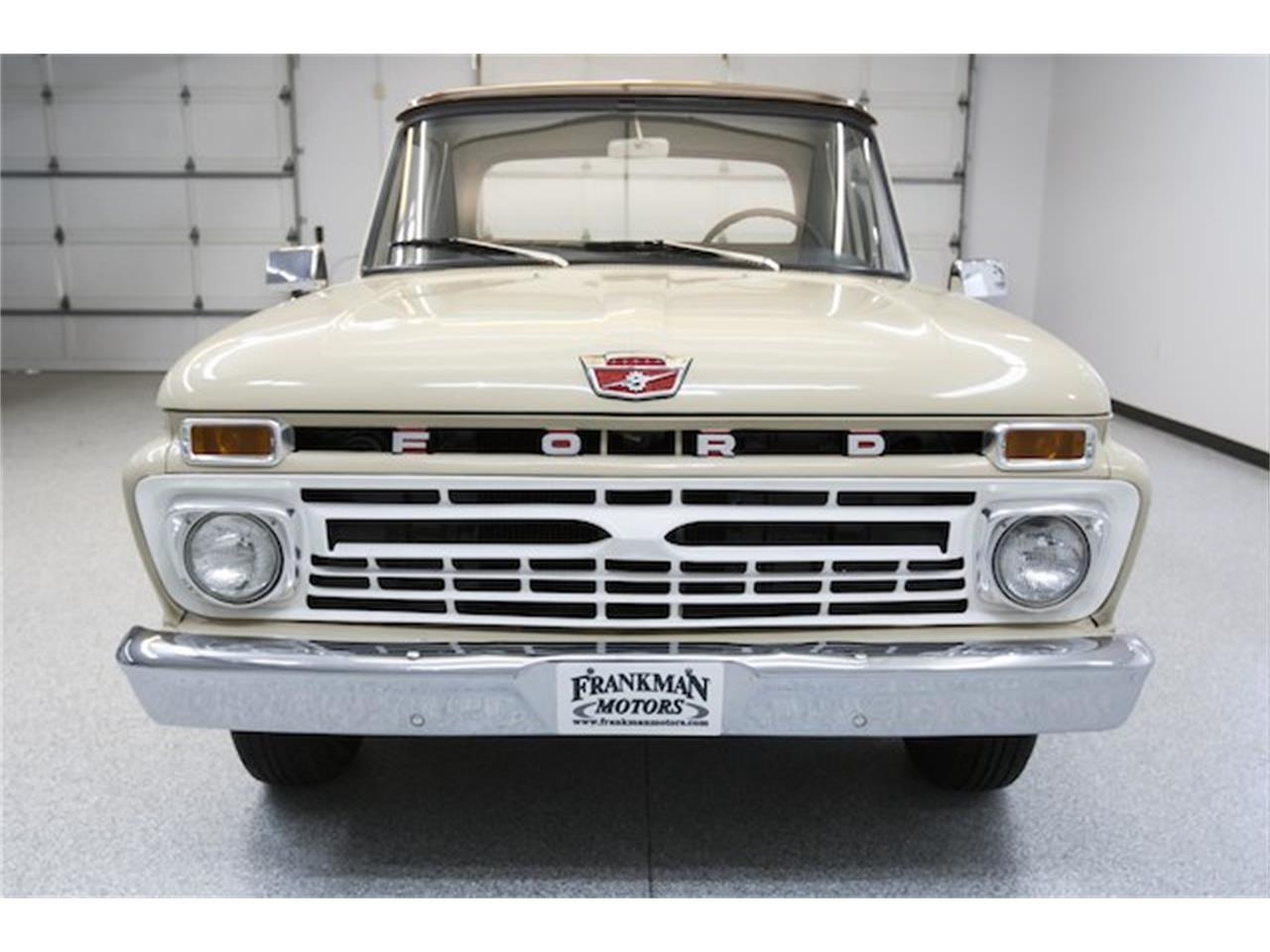 Large Picture of '66 F100 - P6OO