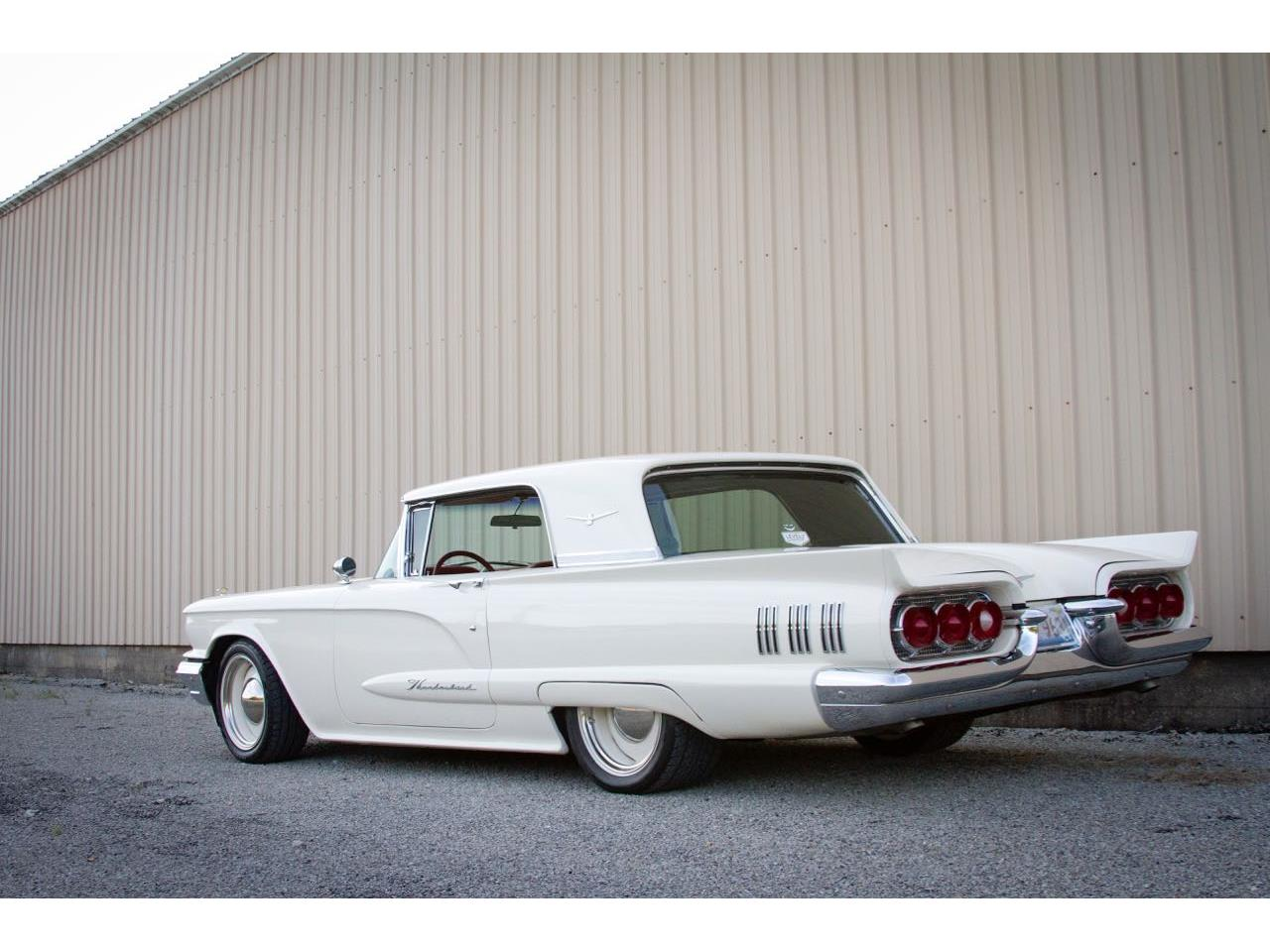 Large Picture of '60 Thunderbird - P6OT