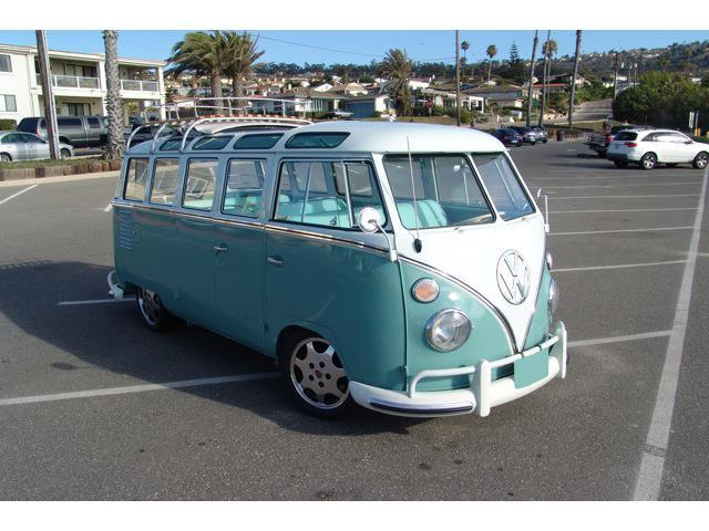 Picture of Classic 1962 Volkswagen Bus located in Arizona - P363