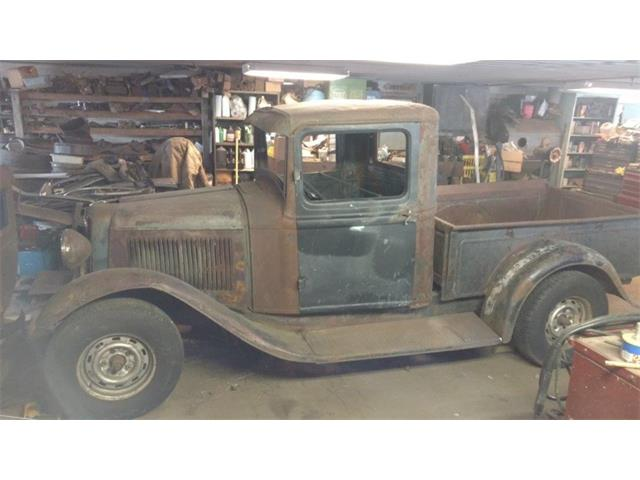 Picture of Classic '34 1/2 Ton Pickup - $4,500.00 Offered by  - P6OU