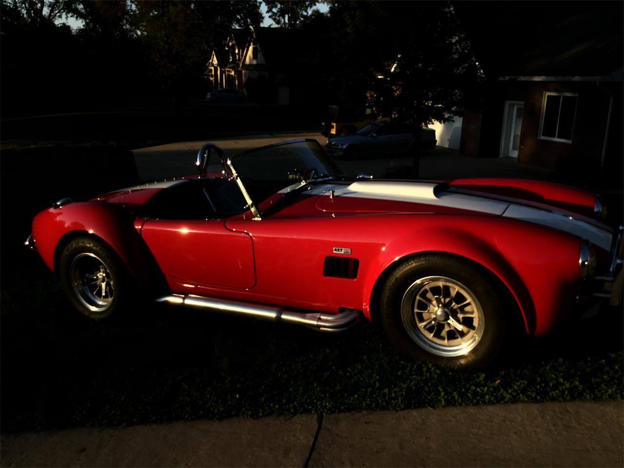 Large Picture of '67 Cobra Replica - P6OY