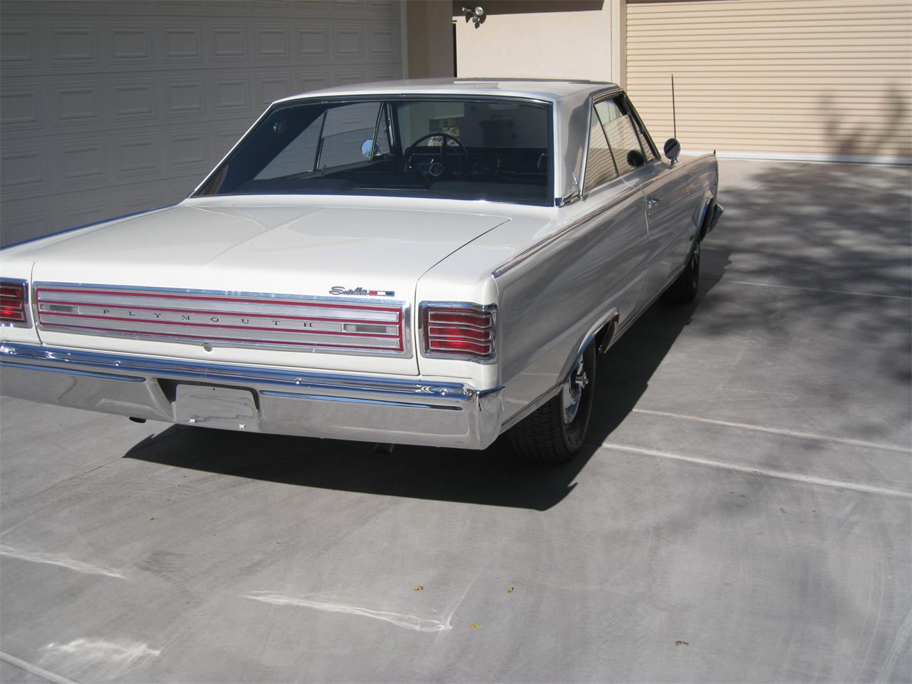 Large Picture of Classic '66 Plymouth Satellite - $95,000.00 - P6P0