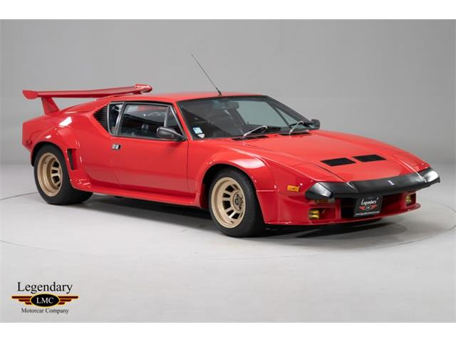 Picture of '85 De Tomaso Pantera - P6PG