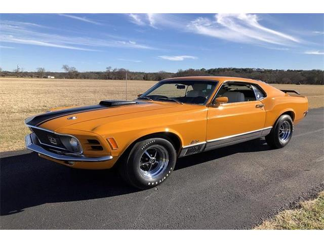Picture of '70 Mustang - P6PJ