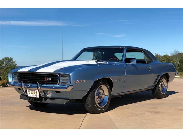 Picture of '69 Camaro RS Z28 - P368