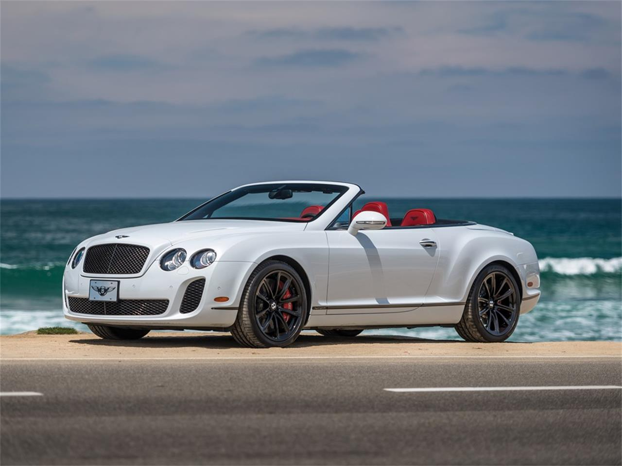 Large Picture Of 12 Continental Supersports Convertible P6qh