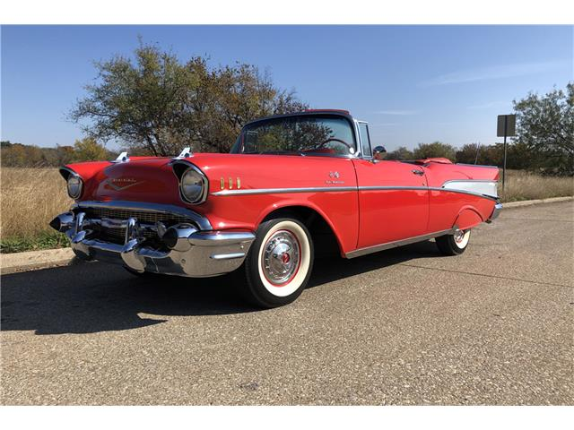 Picture of '57 Bel Air - P36A