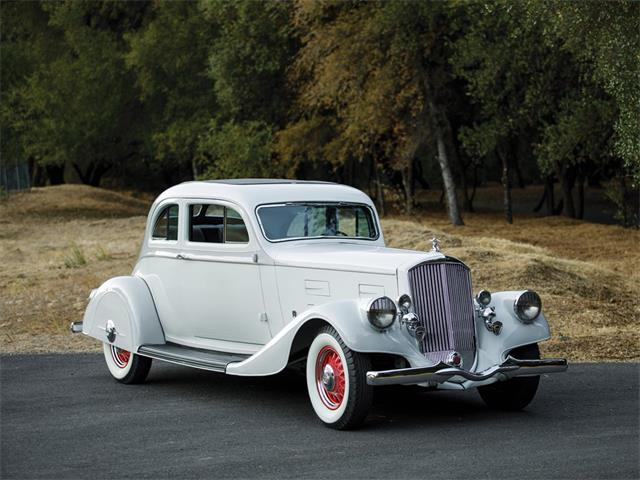 Picture of '34 Eight Silver Arrow - P6R0