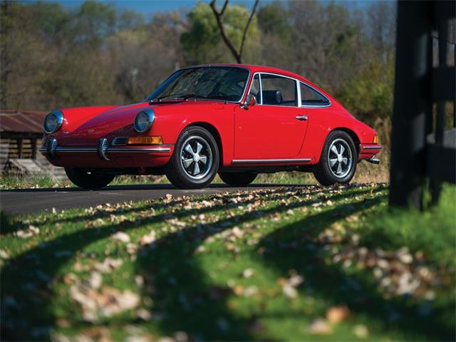 Picture of '69 911 - P6R4