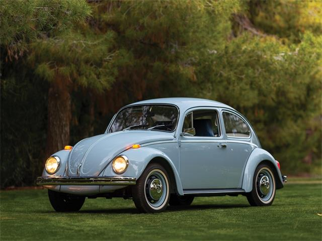 Picture of '68 Beetle - P6SA