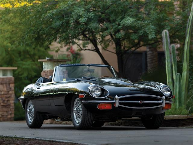 Picture of '69 E-Type Series 2 4.2-Litre Roadster - P6SB