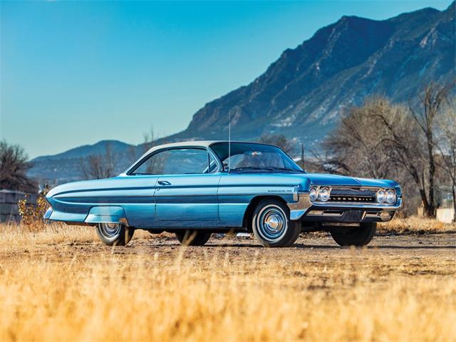 1961 Oldsmobile Dynamic 88 'Bubble Top' Coupe