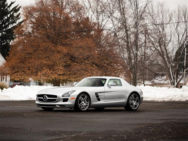 Picture of '11 SLS AMG - P6T4