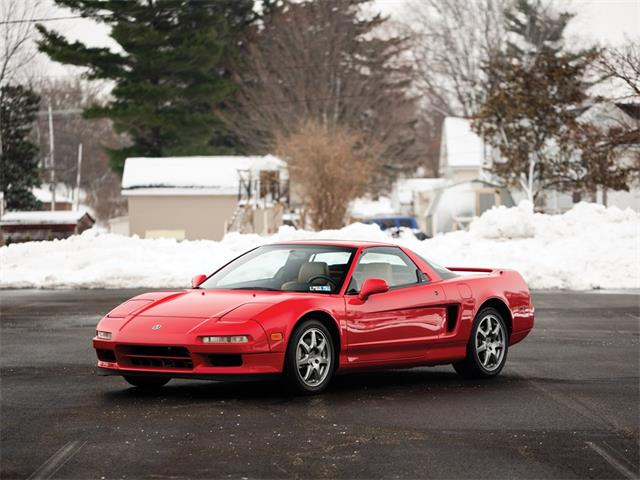 Picture of '95 NSX - P6T5